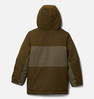 Boys' Porteau Cove™ Jacket Porteau Cove™ Jacket | 664 | M, New Olive Heather, Stone Green Heather, back