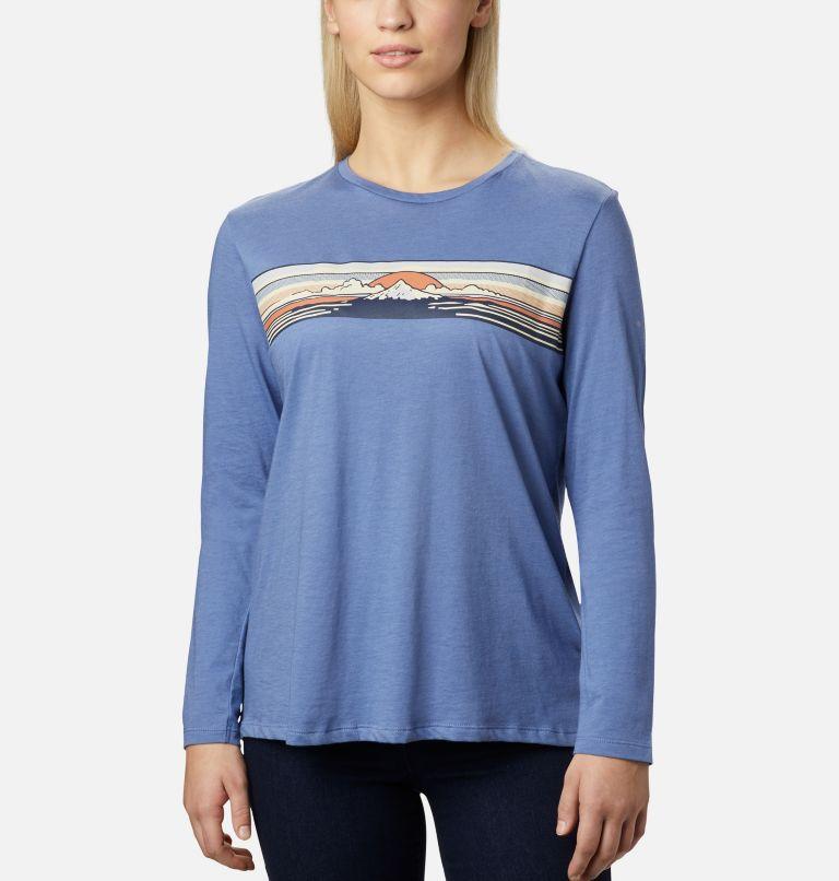 T-shirt manches longues Autumn Trek femme T-shirt manches longues Autumn Trek femme, front