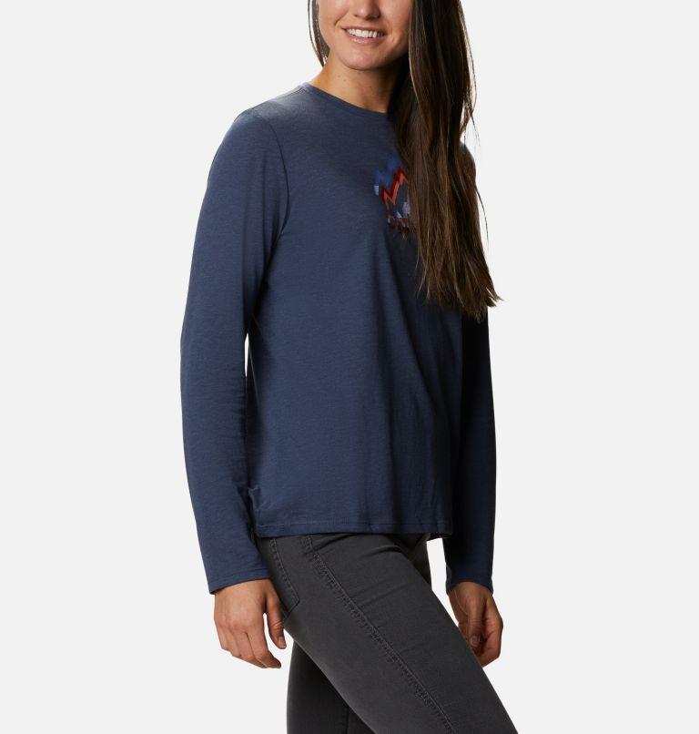 Women's Autumn Trek™ Long Sleeve Relaxed T-Shirt Women's Autumn Trek™ Long Sleeve Relaxed T-Shirt, a3