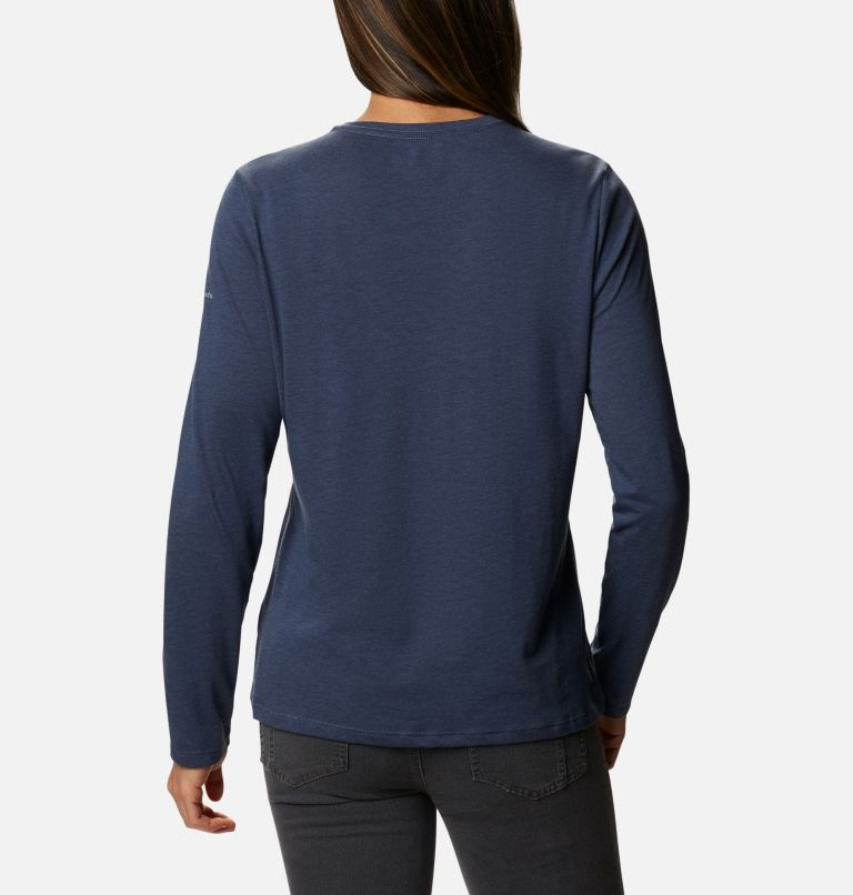 Women's Autumn Trek™ Long Sleeve Relaxed T-Shirt Women's Autumn Trek™ Long Sleeve Relaxed T-Shirt, back