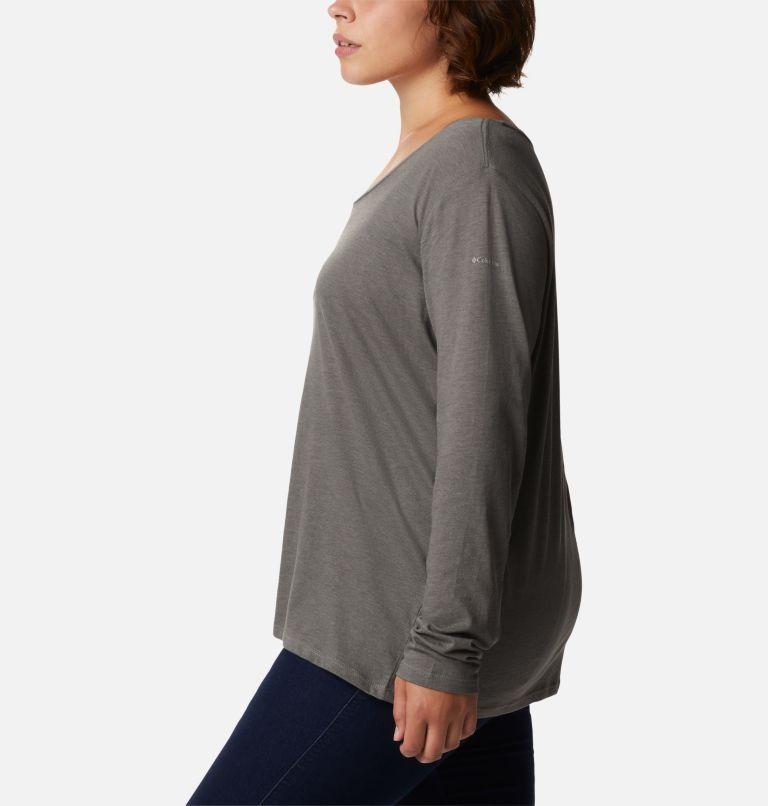 Women's Autumn Trek™ Long Sleeve Relaxed T-Shirt - Plus Size Women's Autumn Trek™ Long Sleeve Relaxed T-Shirt - Plus Size, a1