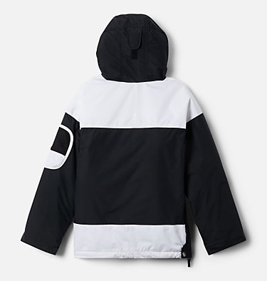 Toddlers' Challenger Pullover Jacket Challenger™ Pull Over | 010 | XL, Black, White, Mountain Red, back