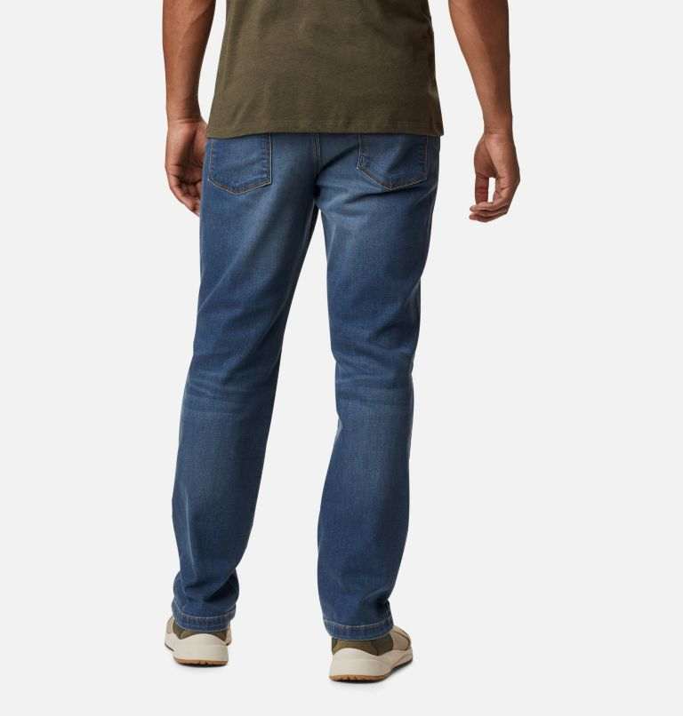 Flare Gun™ Denim Pant | 427 | 28 Men's Flare Gun™ Denim Pants, Indigo Wash, back
