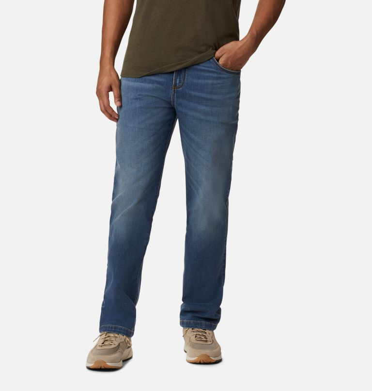 Flare Gun™ Denim Pant | 427 | 28 Men's Flare Gun™ Denim Pants, Indigo Wash, front