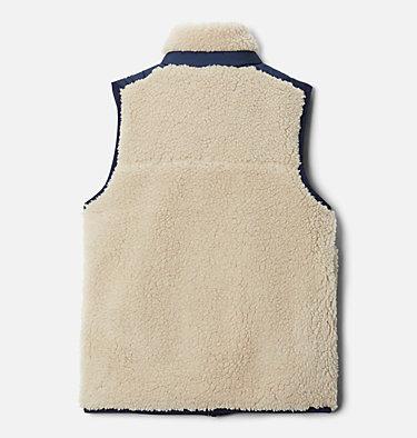 Kids' Archer Ridge™ Reversible Vest Archer Ridge™ Reversible Vest | 397 | L, Ancient Fossil, Collegiate Navy, back