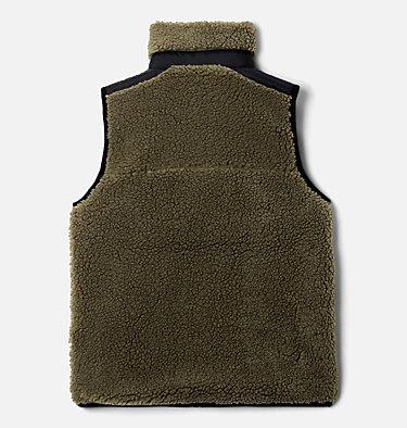 Kids' Archer Ridge™ Reversible Vest Archer Ridge™ Reversible Vest | 397 | L, Stone Green, Black, back