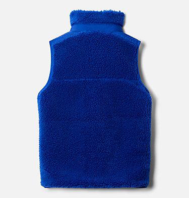 Kids' Archer Ridge™ Reversible Vest Archer Ridge™ Reversible Vest | 397 | L, Lapis Blue, back