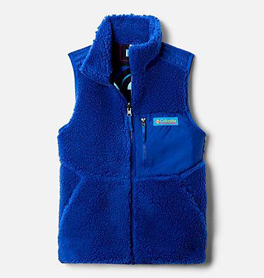 Kids' Archer Ridge™ Reversible Vest Archer Ridge™ Reversible Vest | 397 | L, Lapis Blue, front