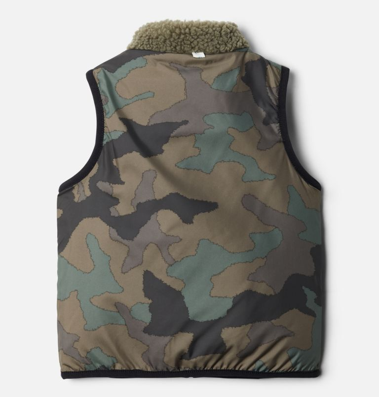 Toddler Archer Ridge™ Reversible Vest Toddler Archer Ridge™ Reversible Vest, a2
