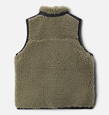Toddler Archer Ridge™ Reversible Vest Archer Ridge™ Reversible Vest   397   4T, Stone Green, Black, back
