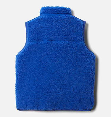 Toddler Archer Ridge™ Reversible Vest Archer Ridge™ Reversible Vest | 397 | 4T, Lapis Blue, back