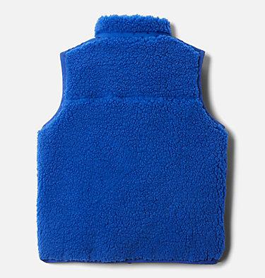 Toddler Archer Ridge™ Reversible Vest Archer Ridge™ Reversible Vest   397   4T, Lapis Blue, back