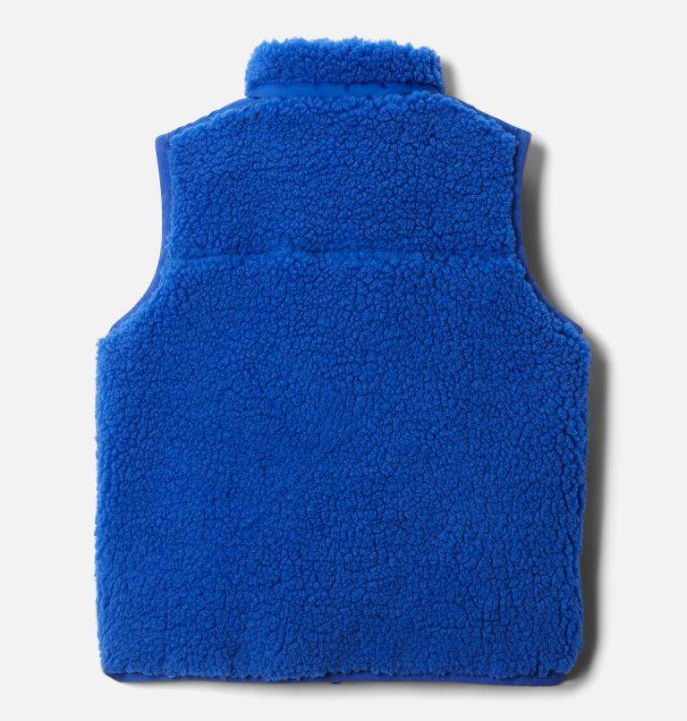 Archer Ridge™ Reversible Vest | 466 | 2T Toddler Archer Ridge™ Reversible Vest, Lapis Blue, back