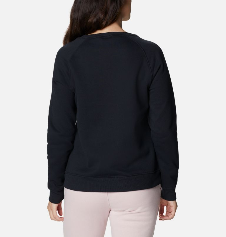 Women's Hart Mountain™ Graphic Crewneck Sweatshirt Women's Hart Mountain™ Graphic Crewneck Sweatshirt, back