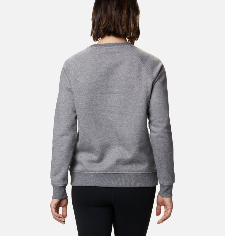 Women's Hart Mountain™ Graphic Crewneck Sweatshirt Women's Hart Mountain™ Graphic Crewneck Sweatshirt, back