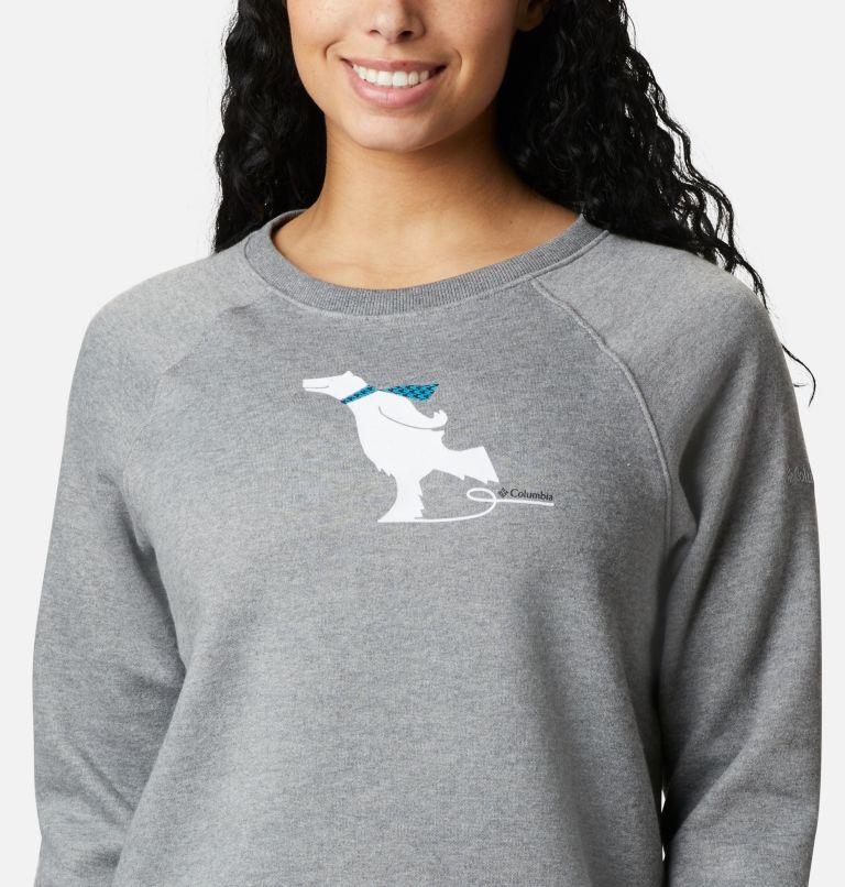 Women's Hart Mountain™ Graphic Crewneck Sweatshirt Women's Hart Mountain™ Graphic Crewneck Sweatshirt, a2