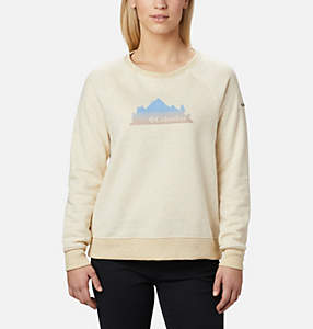 Women's Hart Mountain™ Graphic Crewneck Sweatshirt
