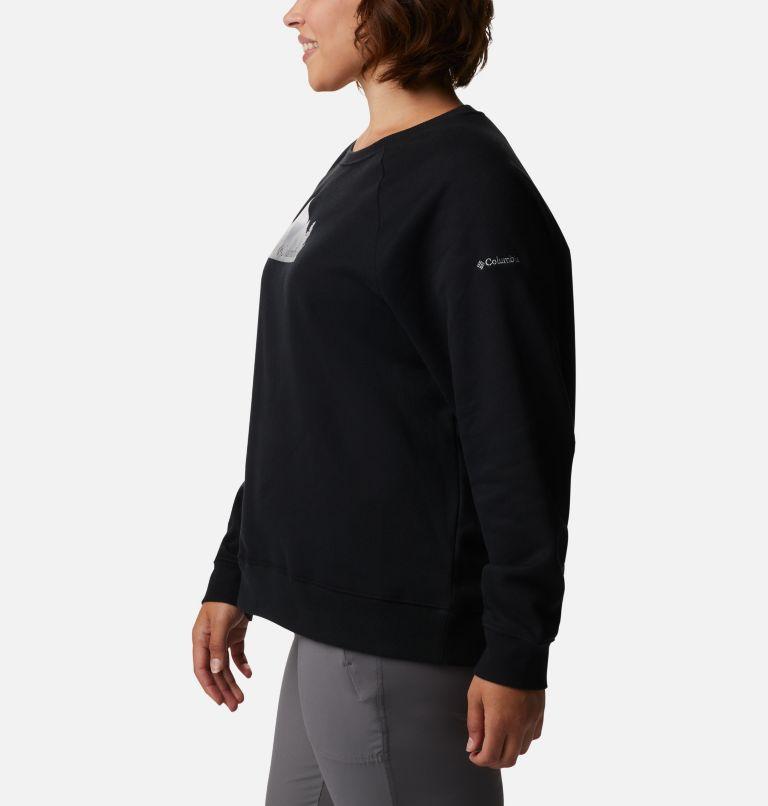 Chandail à col rond imprimé Hart Mountain™ pour femme - Grandes tailles Chandail à col rond imprimé Hart Mountain™ pour femme - Grandes tailles, a1