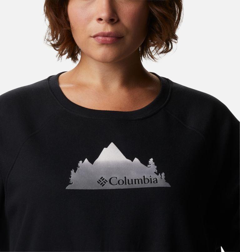 Chandail à col rond imprimé Hart Mountain™ pour femme - Grandes tailles Chandail à col rond imprimé Hart Mountain™ pour femme - Grandes tailles, a2