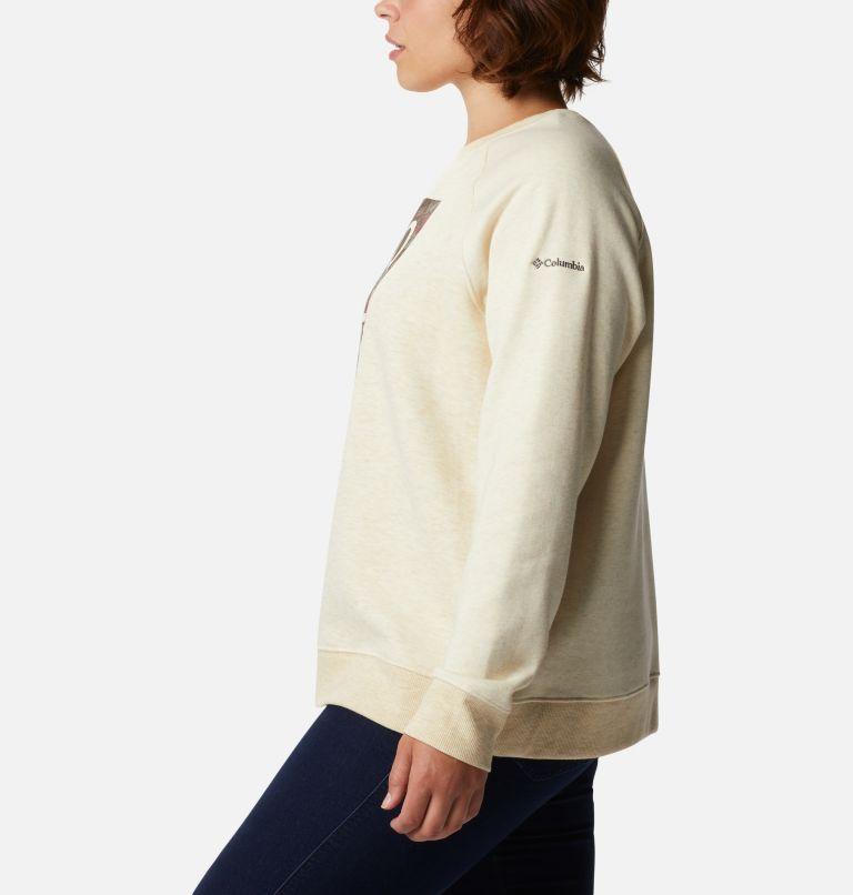Women's Hart Mountain™ Graphic Crewneck Sweatshirt - Plus Size Women's Hart Mountain™ Graphic Crewneck Sweatshirt - Plus Size, a1