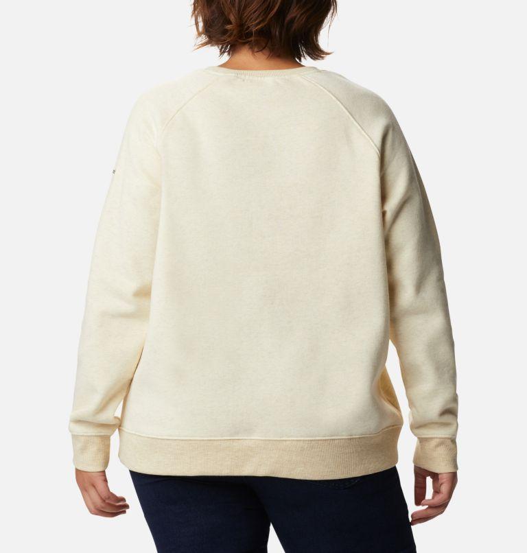 Women's Hart Mountain™ Graphic Crewneck Sweatshirt - Plus Size Women's Hart Mountain™ Graphic Crewneck Sweatshirt - Plus Size, back
