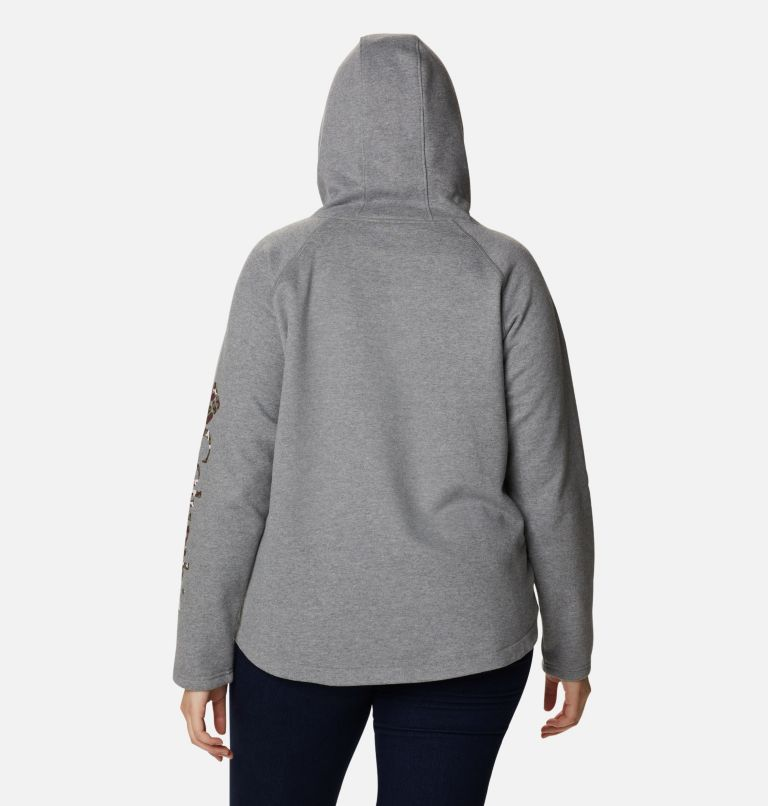 Women's Hart Mountain™ Graphic Hoodie - Plus Size Women's Hart Mountain™ Graphic Hoodie - Plus Size, back