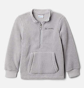 Boys' Rugged Ridge™ II Half Zip Sherpa Fleece Pullover