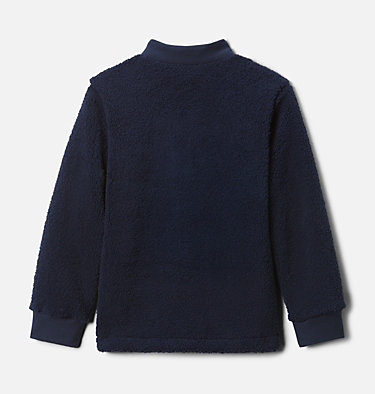 Boys' Rugged Ridge™ II Half Zip Sherpa Fleece Pullover Rugged Ridge™ II Sherpa Half Zip | 010 | XL, Collegiate Navy, back