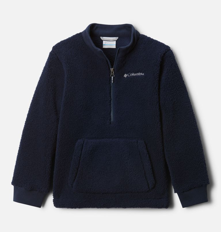 Boys' Rugged Ridge™ II Half Zip Sherpa Fleece Pullover Boys' Rugged Ridge™ II Half Zip Sherpa Fleece Pullover, front