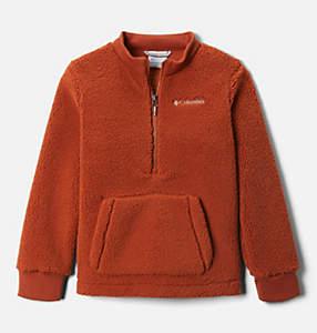 Boys' Rugged Ridge™ II Half Zip Sherpa Fleece Pullover