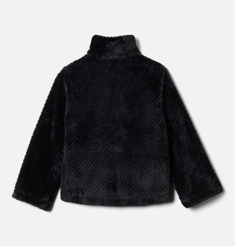 Girls' Fire Side™ Half Zip Sherpa Fleece Girls' Fire Side™ Half Zip Sherpa Fleece, back