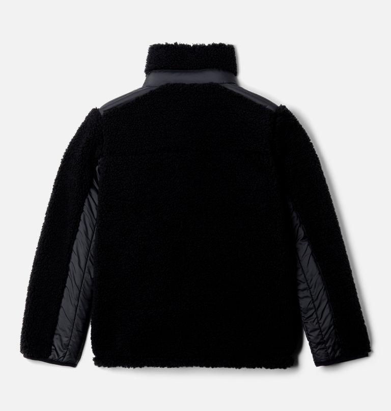 Archer Ridge™ Reversible Full Zip | 010 | XS Kids' Archer Ridge™ Reversible Full Zip Jacket, Black, back