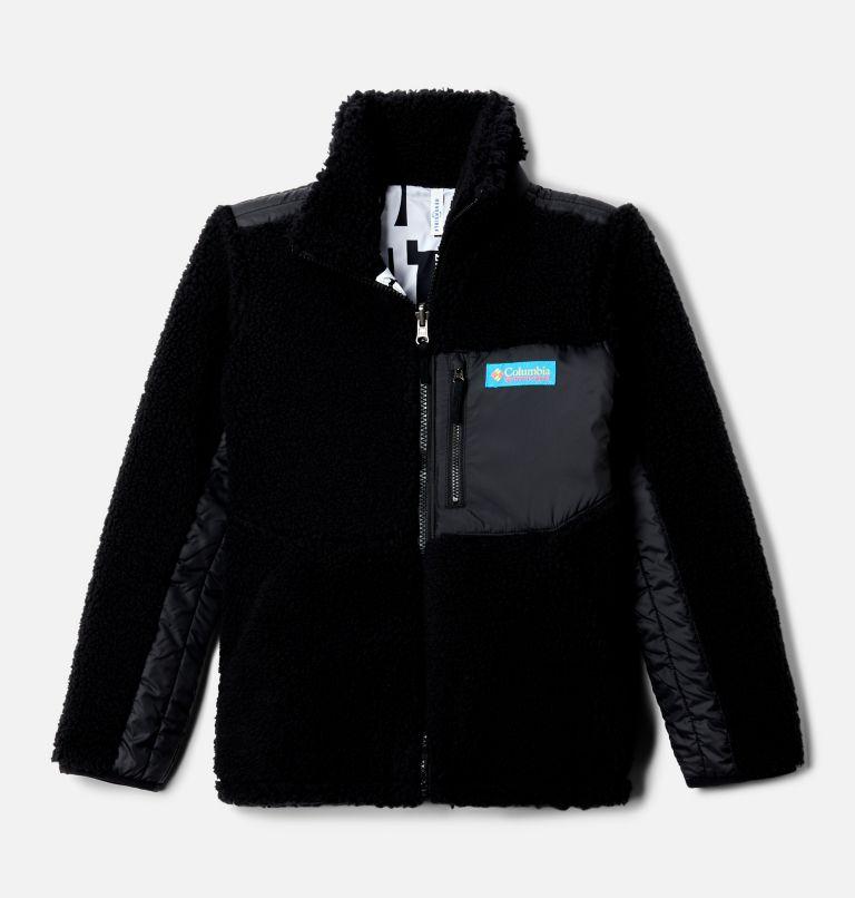 Archer Ridge™ Reversible Full Zip | 010 | XS Kids' Archer Ridge™ Reversible Full Zip Jacket, Black, front