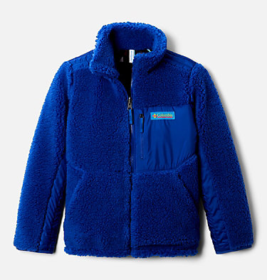 Kids' Archer Ridge™ Reversible Full Zip Jacket Archer Ridge™ Reversible Full Zip | 271 | XXS, Lapis Blue, front