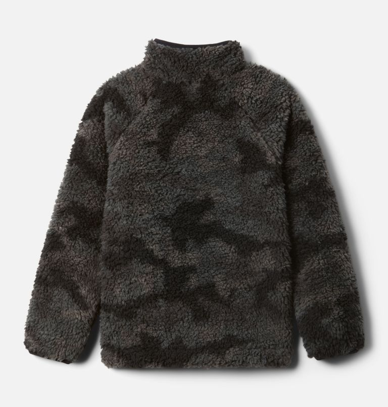 Kids' Winter Pass™ Printed Sherpa Full Zip Fleece Jacket Kids' Winter Pass™ Printed Sherpa Full Zip Fleece Jacket, back