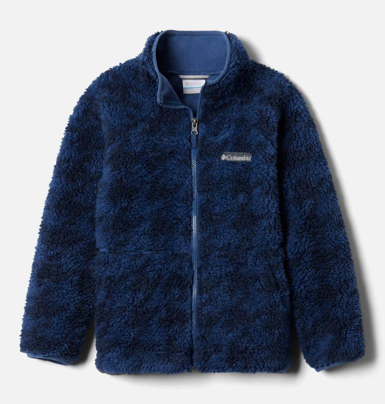 Kids' Winter Pass™ Printed Sherpa Full Zip Fleece Jacket Kids' Winter Pass™ Printed Sherpa Full Zip Fleece Jacket, front
