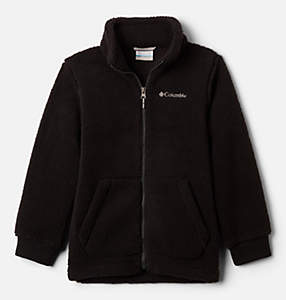 Boys' Rugged Ridge™ II Full Zip Sherpa