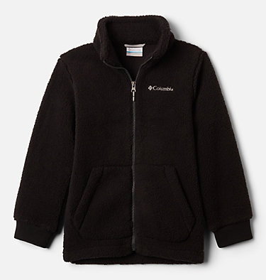 Boys' Rugged Ridge™ II Full Zip Sherpa Rugged Ridge™ II Sherpa Full Zip | 028 | L, Black, front