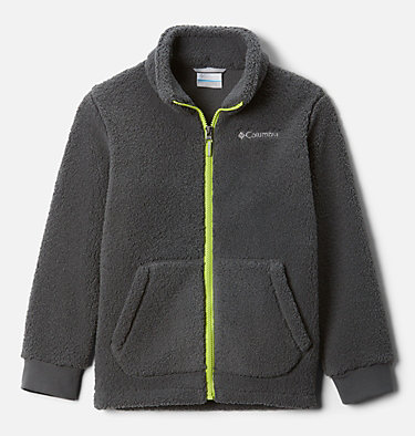 Rugged Ridge II in Sherpa da ragazzo Rugged Ridge™ II Sherpa Full Zip | 464 | S, Grill, front