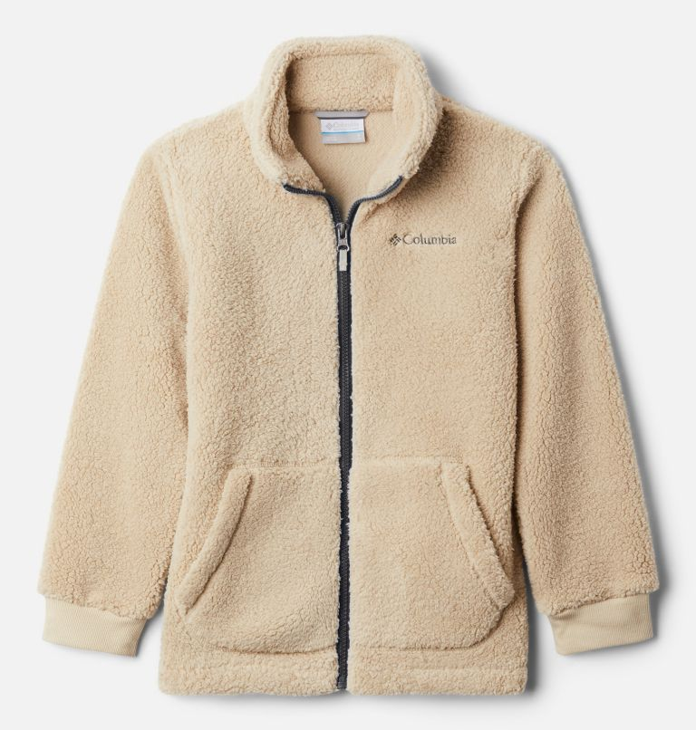 Rugged Ridge™ II Sherpa Full Zip | 272 | M Boys' Rugged Ridge™ II Full Zip Sherpa, Ancient Fossil, front