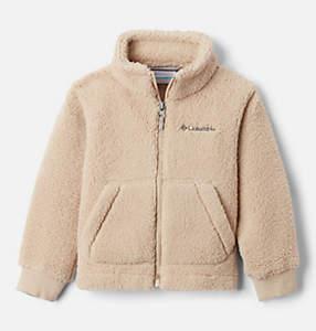 Boys' Toddler Rugged Ridge™ II Full Zip Sherpa Fleece Jacket