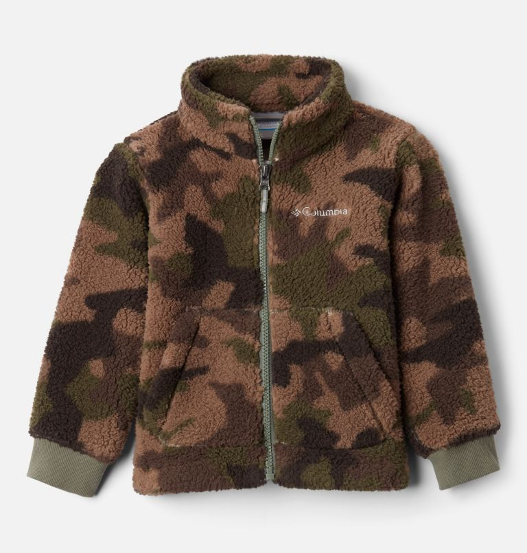 Boys' Toddler Rugged Ridge™ II Full Zip Sherpa Boys' Toddler Rugged Ridge™ II Full Zip Sherpa, front