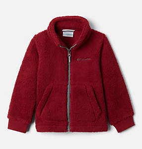 Boys' Toddler Rugged Ridge™ II Full Zip Sherpa Fleece Jacket