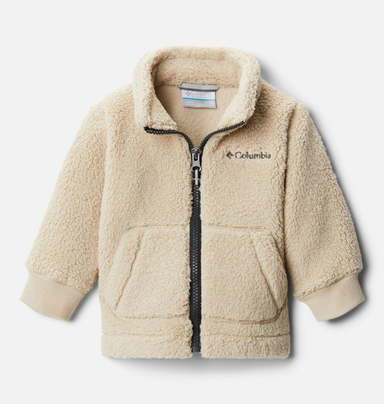 Infant Rugged Ridge™ II Full Zip Sherpa Fleece Jacket Infant Rugged Ridge™ II Full Zip Sherpa Fleece Jacket, front