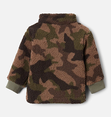 Infant Rugged Ridge™ II Full Zip Sherpa Fleece Jacket Rugged Ridge™ II Sherpa Full Zip | 316 | 18/24, Cypress Trad Camo Print, back