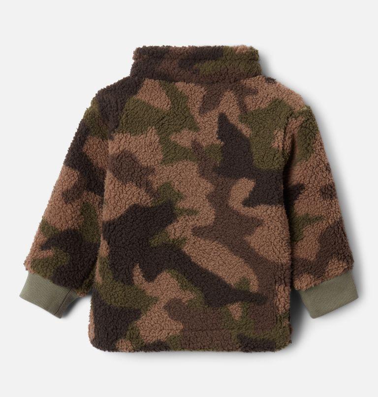 Infant Rugged Ridge™ II Full Zip Sherpa Fleece Jacket Infant Rugged Ridge™ II Full Zip Sherpa Fleece Jacket, back