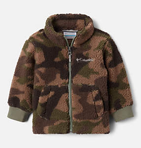 Infant Rugged Ridge™ II Full Zip Sherpa Fleece Jacket