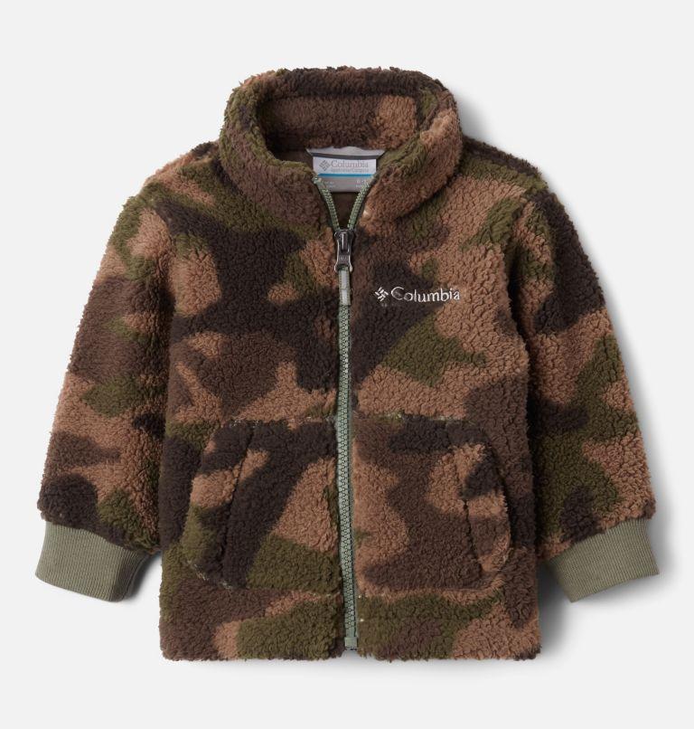 Infant Rugged Ridge™ II Full Zip Sherpa Fleece Jacket Infant Rugged Ridge™ II Full Zip Sherpa Fleece Jacket, front
