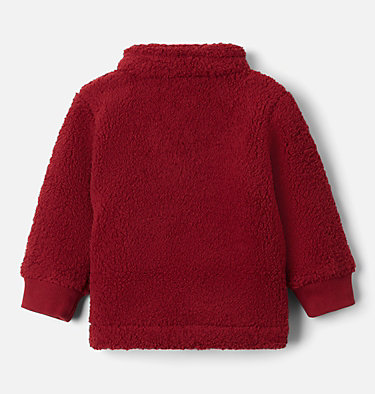 Infant Rugged Ridge™ II Full Zip Sherpa Fleece Jacket Rugged Ridge™ II Sherpa Full Zip | 316 | 18/24, Red Jasper, back