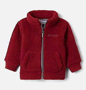 Infant Rugged Ridge™ II Full Zip Sherpa Fleece Jacket